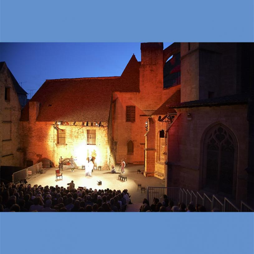 The Sarlat Theatre Festival